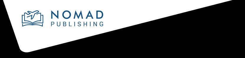 Nomad Publishing Logo Header